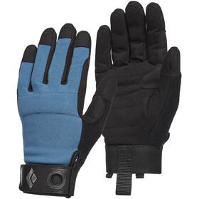 Black Diamond Crag Rękawiczki Mężczyźni, niebieski/czarny